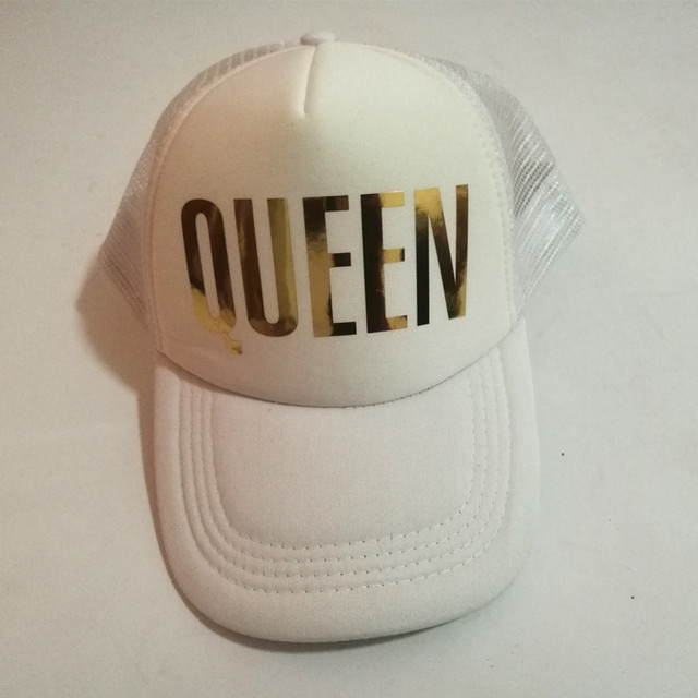 queen white Black snapback hat 5c64fe6f2bc2d