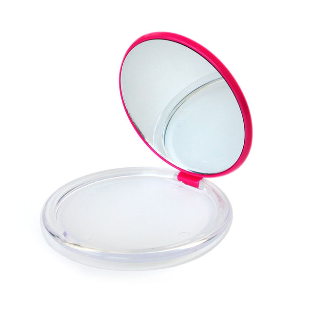Free shipping Fashion small mirror light mirror-in Makeup ...