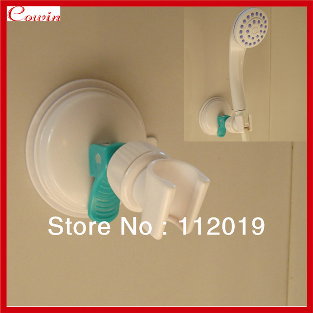 New Bathroom Wall Mount Attachable Shower Head Holder Suction ...