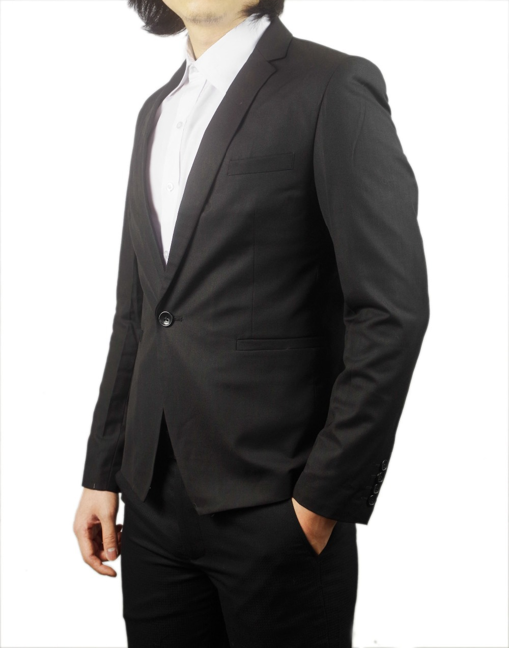 Mens Black Suit Jacket | My Dress Tip