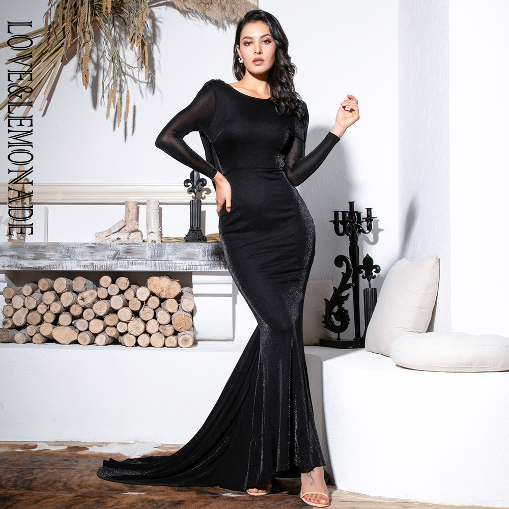 Buy glitter black maxi dress and get free shipping on AliExpress.com 2b177867ec30