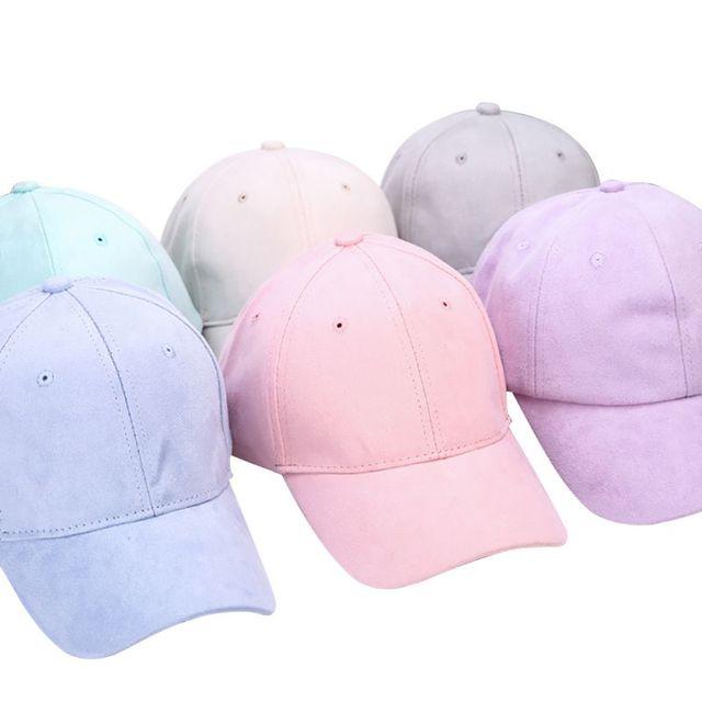 Ante mujeres de los hombres sombrero del papá gorra de béisbol Polo estilo  unconstruido moda Unisex acf8496f3d01