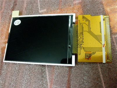 2.8 inch TFT LCD screen does not touch the ILI9325 8 bit /16 bit 37PIN standard interface
