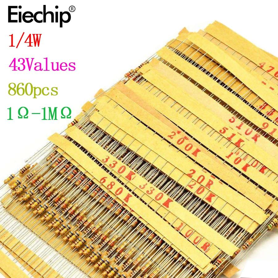 50 x 2.2M Ohms OHM 1//4W 5/% Carbon Film Resistor FREE SHIPPING