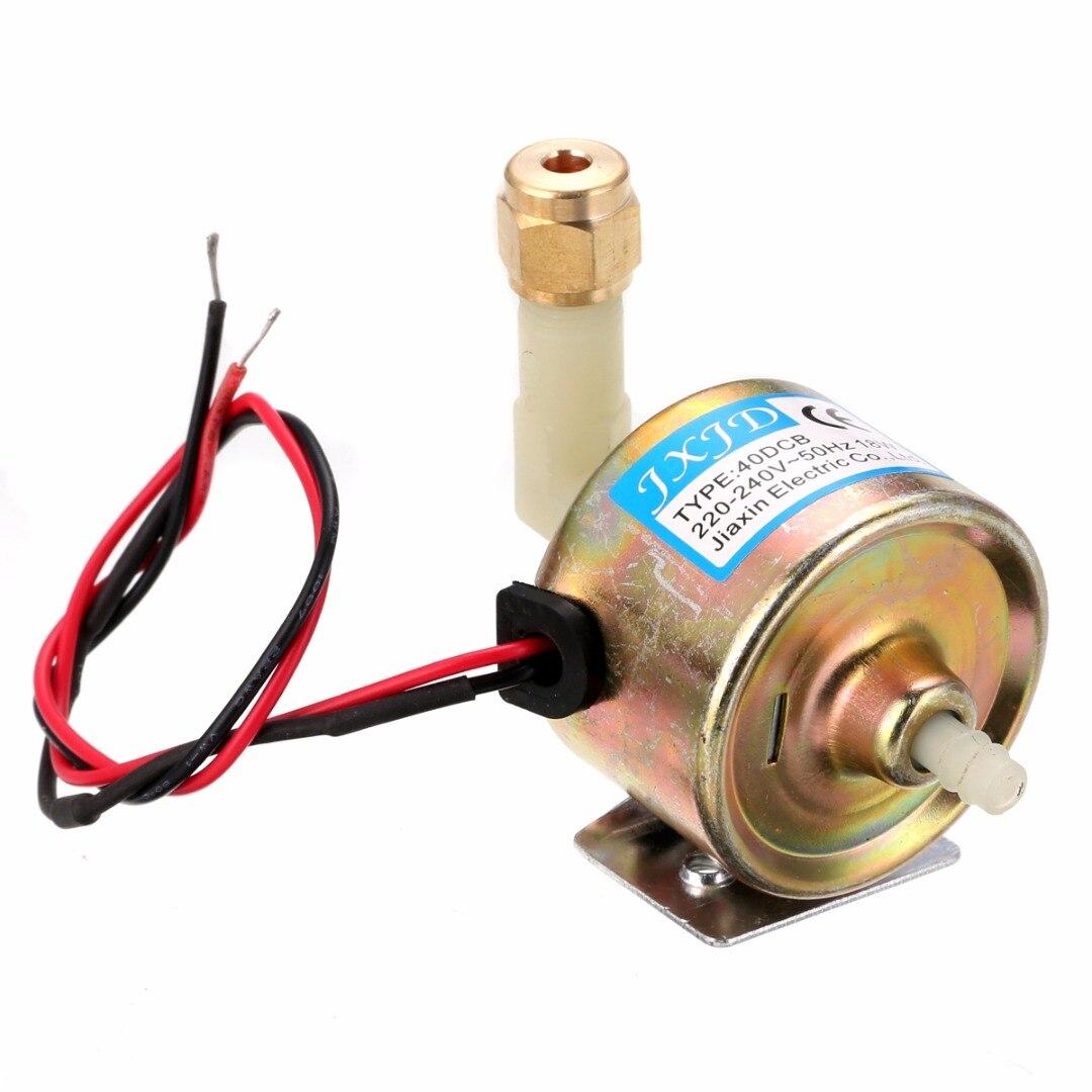 New Brass 900W Fog Smoke Machine Oil Pump 40DCB 220V-240V AC 50HZ Stage Party Parts