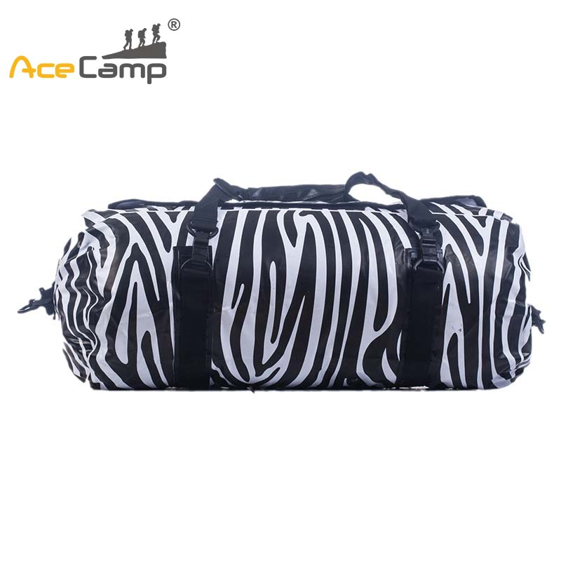 AceCamp 40L Fishing Bag Camping Travel Kits Waterproof Lazy Dry Sack Rafting Sports Swimming Bag Storage Bag Free Shipping outdoor sports waterproof dry floating bag for fishing surfing camping 30 litre