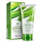 BIOAQUA Aloe Vera Moisturizing Cleansing Foam 92% Aloe Vera Gel Cleansing Milk Cleansing Moisturizing Cleanser