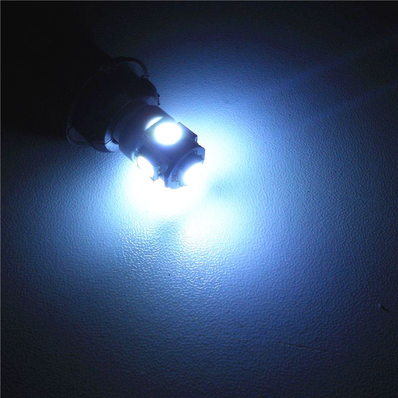 12V CANBUS dekodirajuća LED žarulja automobila 1pair T10 (5 * 5050 - Svjetla automobila - Foto 3