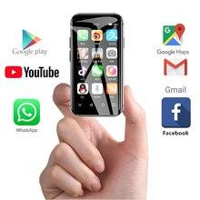 Роскошный карманный мини мобильный телефон Soyes XS Android 6,0 3 ГБ+ 32 Гб телефон wifi точка доступа gps 2 Гб 16 Гб резервный смартфон для детей