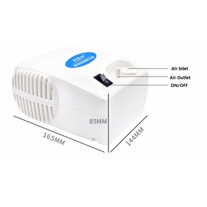 Image 4 - Portable Steam Nebulizer Personal Compact Vaporizer For Kids, Adults and Children with 1 Set Accessories