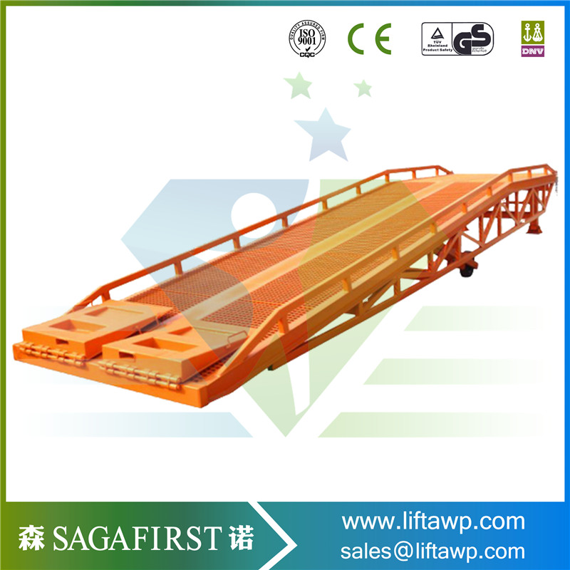 Hydraulic Dock Bumpers For Loading Container
