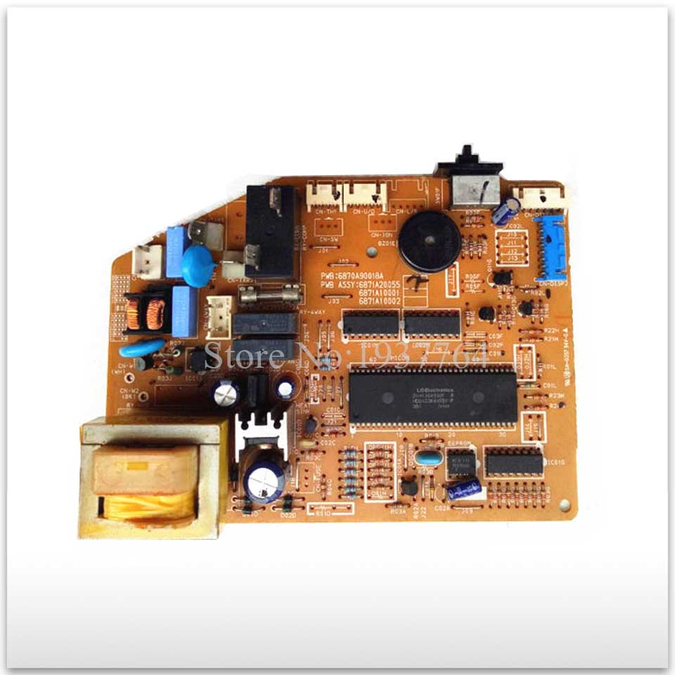 95% new for Air conditioning board computer board circuit board 6870A90018A 6871A20055 6871A10001