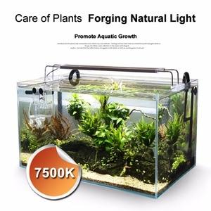 Image 2 - Nicrew sunsun ade水生植物smd led照明水族館chihiros 220v 12 ワット 14 ワット 18 ワット 24 ワット超薄型アルミ合金水槽