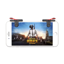 Pubg Mobile Controller Pubg Gamepad for Phone L1/R1 Grip with Joystick / Trigger L1/r1 Pubg Fire Buttons for iPhone Android IOS