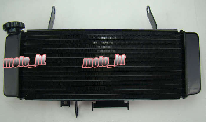 New Motorcycle Radiator For SUZUKI SV650 2003 2004 2005 2006 2007 Black 03 04 05 06 07