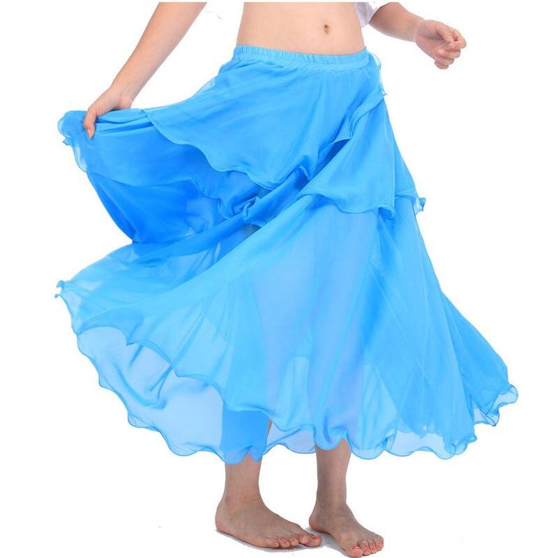 Egypt Bollywood 9 barev dort břišní tanec sukně sukně břišní tanec kostýmy profesionální kostým Indie bellydance tribal kalhoty