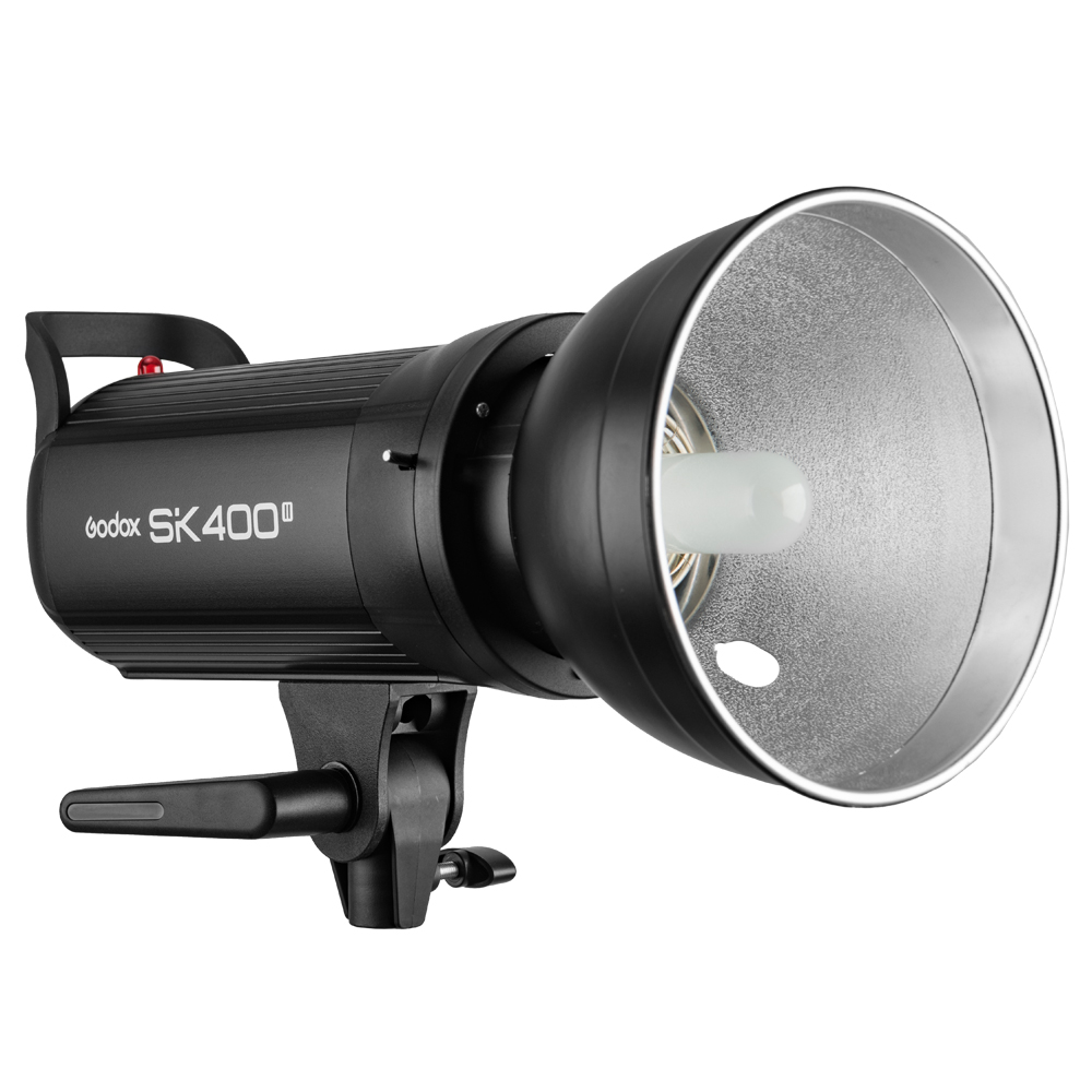 Godox SK400W II 2.4G 400Ws GN65 Professional Studio Strobe with Built-in Wireless X System Offers Creative Shooting sk ii sk ii color