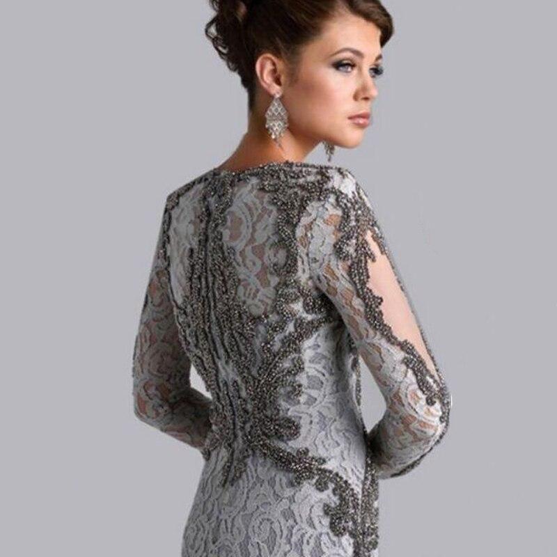 Evening dress long color