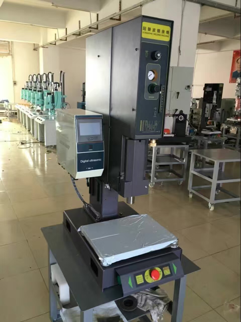 1500W/15khz ultrasonic plastic welding equipment,,1500W Intelligent Digital Ultrasonic Welding Machine,welder machine  цены