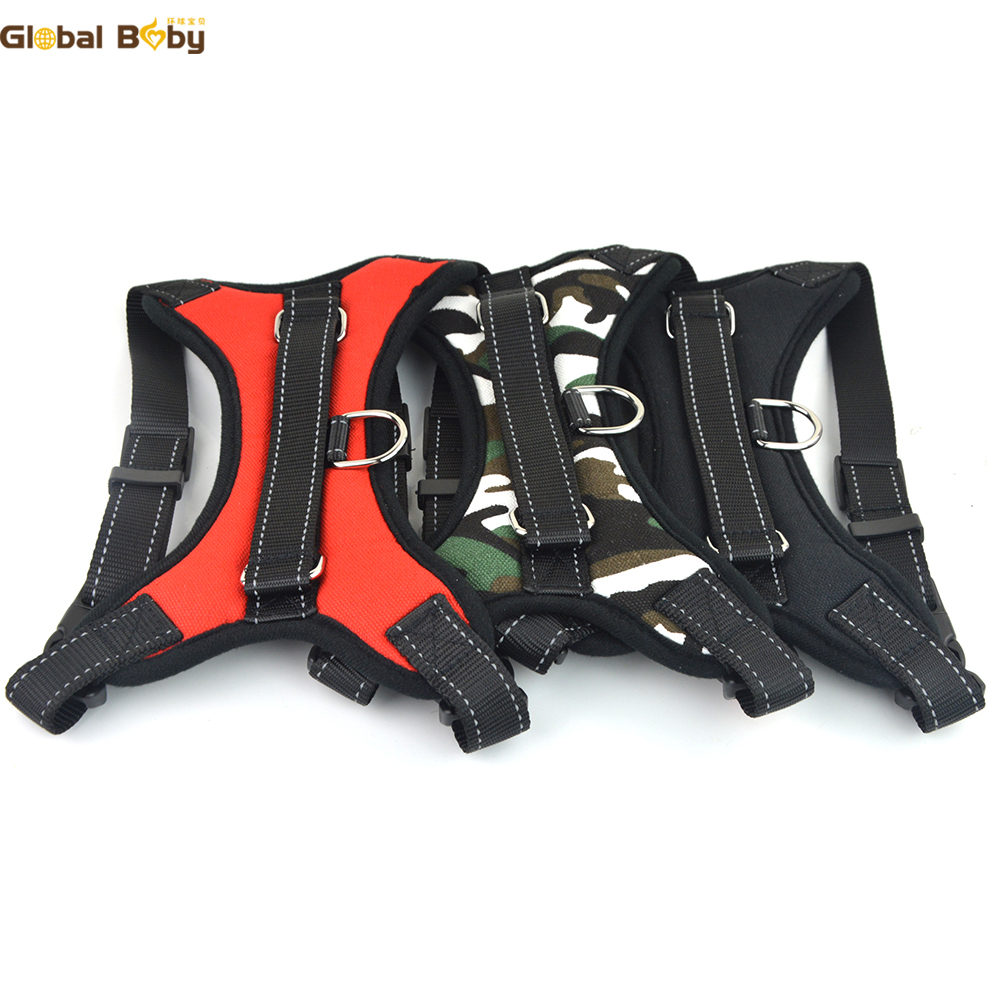 20 Pieces lot Wholesale Comfortable O Styles Vest Nylon Dog Harness Pet Products Supplier