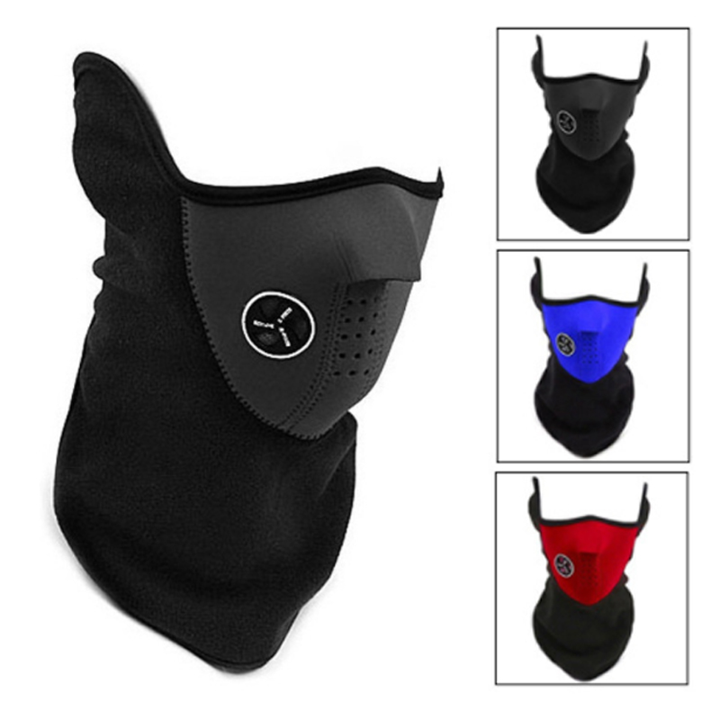 Windproof Riding Mask Outdoor Bicycle Headband Running Warm Mask Men And Women in Cycling Face Mask from Sports Entertainment