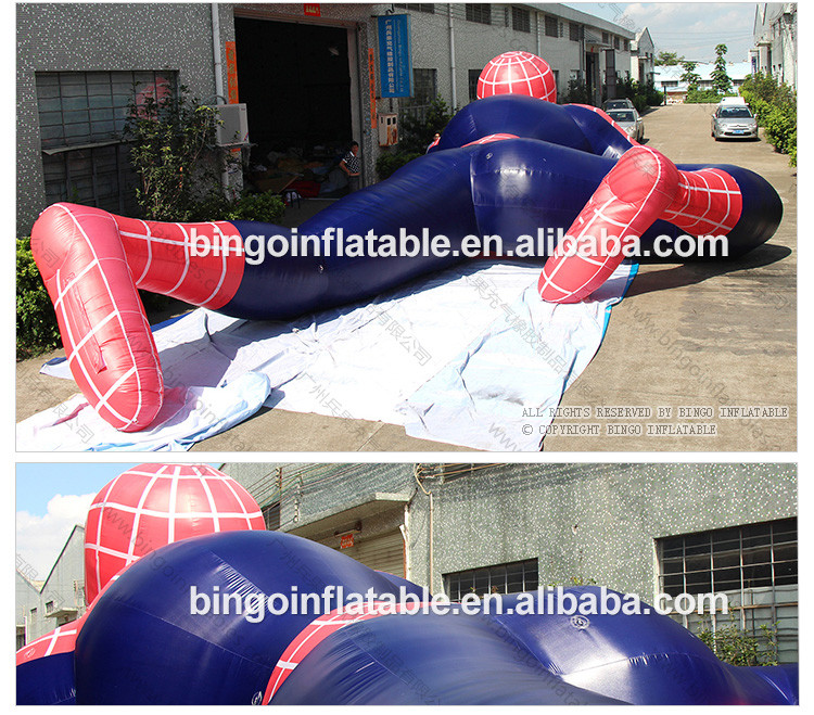 BG-A1227-Spiderman-Climbing-the-wall-bingoinflatables_03