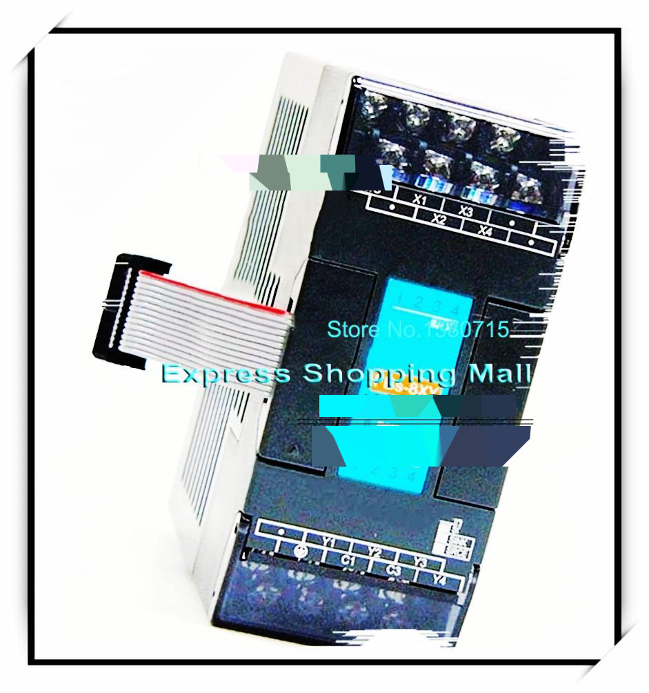 New Original FBS-8XYT-AC PLC AC220V 4 DO 4 DO transistor Module new original fbs 20mcr2 ac plc ac220v 12 di 8 do relay main unit page 7