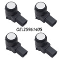 4PCS 25961405 PDC Backup Reverse Assist Parking Sensor For GM25961405 0263003924