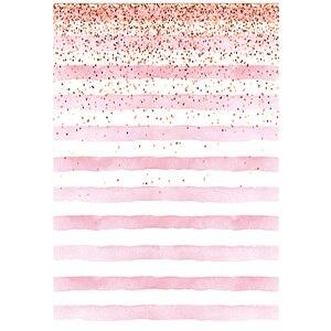 Image 2 - Neoback Bokeh Foto Achtergrond Verjaardag Achtergrond Party Achtergronden Levert Props Shiny Roze En Witte Strepen Achtergronden Studio