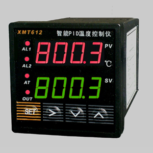 Digital Display Temperature Controller XMT612 Intelligent Temperature Control