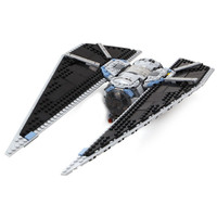 Lepin 543Pcs Star Classic Wars Model The TIE Striker Building Blocks Bricks Toy Compatible With Legoingly