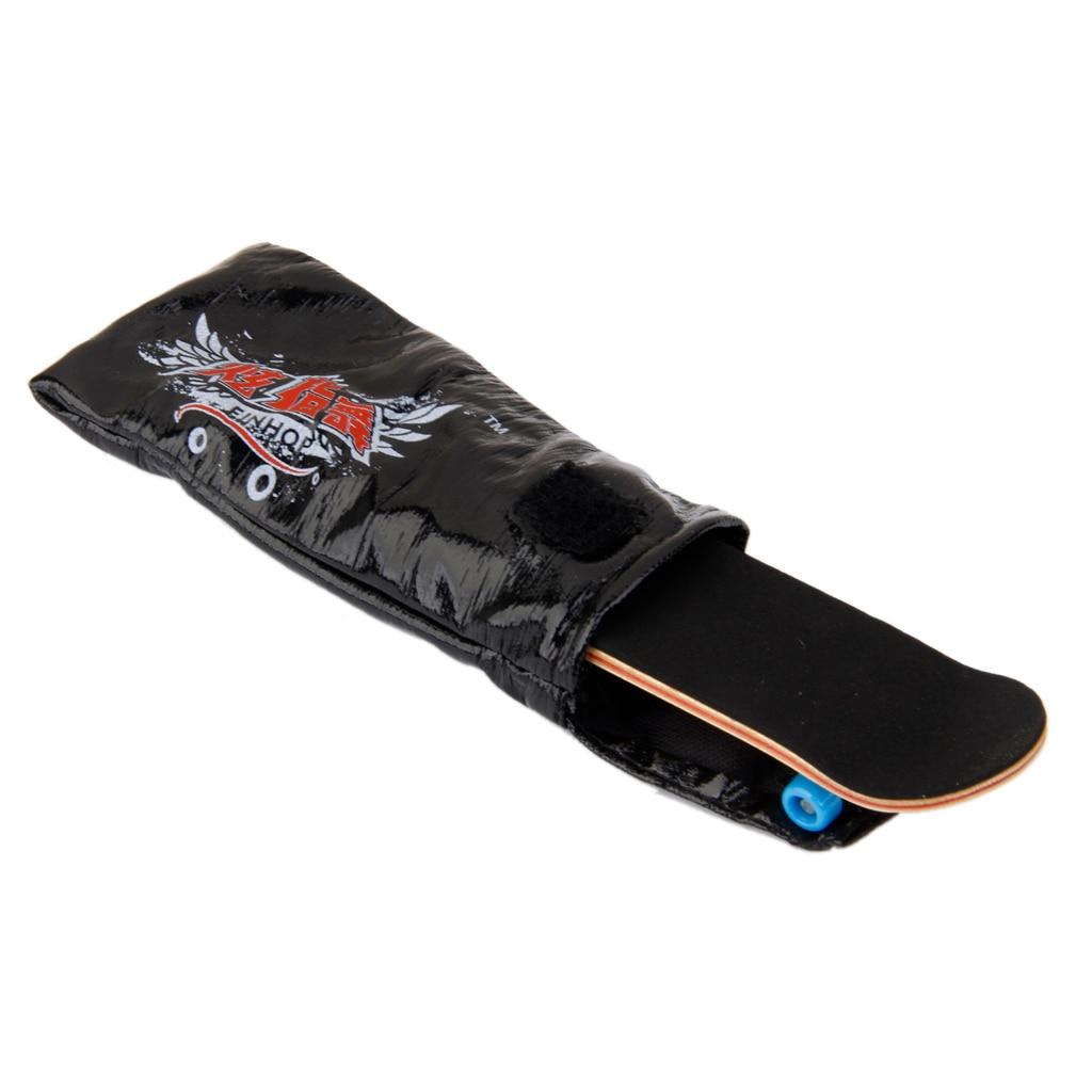 Wooden Fingerboard Skateboard Sport Games Kids Gift-in