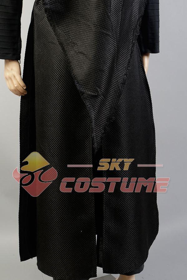 Nieuwe Star Wars 7: The Force Awakens Kylo Ren Uniform Manteljas - Carnavalskostuums - Foto 5