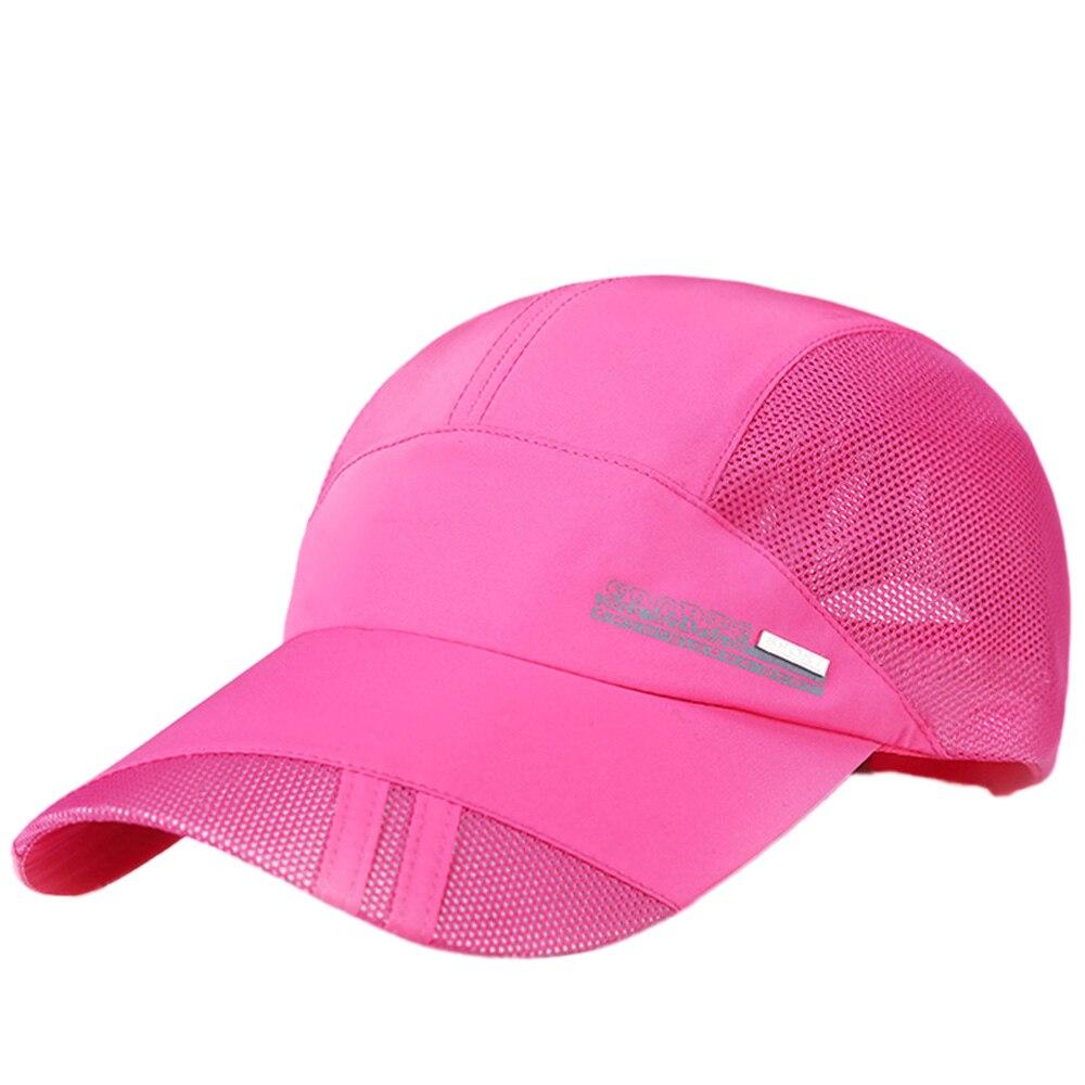 # Vestido 2019 Deporte Adult Mesh Hat Quick-Dry Sun Hat Sunscreen Baseball Cap17