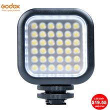 100%Original Godox LED36 LED Video Light 36 LED Lights Lamp Photographic Lighting 5500~6500K for DSLR Camera Camcorder mini DVR