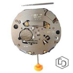 Image 1 - Miborough JS15 chronomètre Date mouvement à Quartz japon fait nouveau