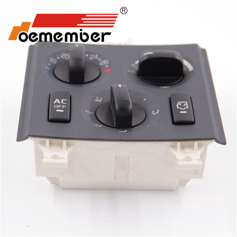 20508582 Switch Panel For Volvo Truck Combined Switches 85115380 20853478 21272395