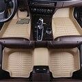 Custom fit esteiras do assoalho do carro para Toyota Land Cruiser 200 Prado 150 120 Rav4 Highlander Camry Corolla Avalon carro styling forros