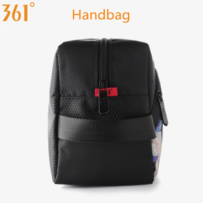 361 Waterproof Sports Bag Gym Handbag Black Swimming Bags Dry Wet Separate Storage Bag 10L Travel Camping Pool Beach Unisex in Swimming Bags from Sports Entertainment