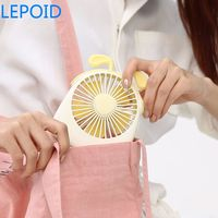 Lepoid USB Fan Mini Portable Desktop Cooling Pocket Fans Outdoor Cooler