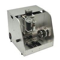 CNC маркировочное кольцо гравировальный станок ювелирные изделия гравер браслет внутри и снаружи кольцо плоский текст резные