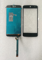 Touch screen digitizer replacement repair touch screen LCD Display phone assembly For Acer Liquid Zest Z525