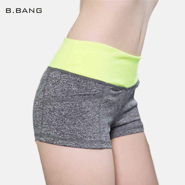 Women Pink Running Sports Shorts