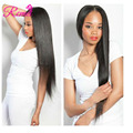 Grade 8A Brazilian Straight Hair With Closure Alipearl Hair 3 Bundles With Closure Silky Straight Brazilian Hair With Closure