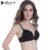 Annajolly mulheres sutiãs de renda sexy push up 3/4 xícara de sutiã Top Preto Branco Vermelho Bra Lingerie Underwear Da Marca de Moda de Nova U1131