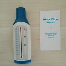 Portable Spirometer Peak Speed Meter Expiratory Peak Flow Meter For Monitoring Lung Breathing Function Adult / Children peak expiratory flow rate among school going children