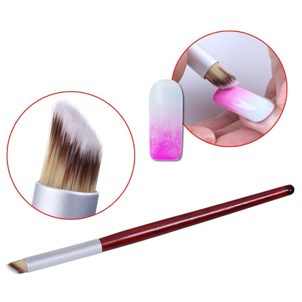 Beau gel 1pcs nail art decorations nail brush set tools for Avon nail decoration brush