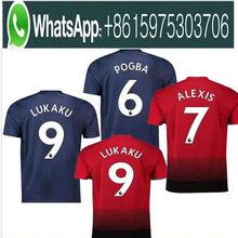 b0aa8e041 Optimum quality 2018 2019 Manchesteers United man utd soccer Jerseys  camisetas shirt survetement Football shirt(
