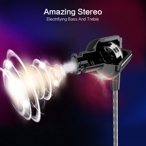 Image 3 - FLOVEME auricular para iPhone HIFI estéreo con cable auriculares para Xiaomi auriculares para ordenador Bass 3,5mm 1,2 m con micrófono auriculares con microfono auriculares con cable auricular