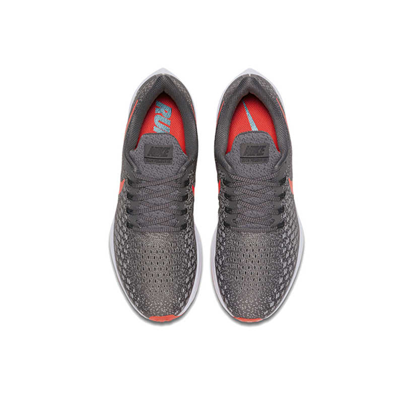 46cb2d79fbd12 ... NIKE Air Zoom Pegasus 35 Running Shoes Outdoor Sneakers Classic Orange  for Women 942851-006 ...